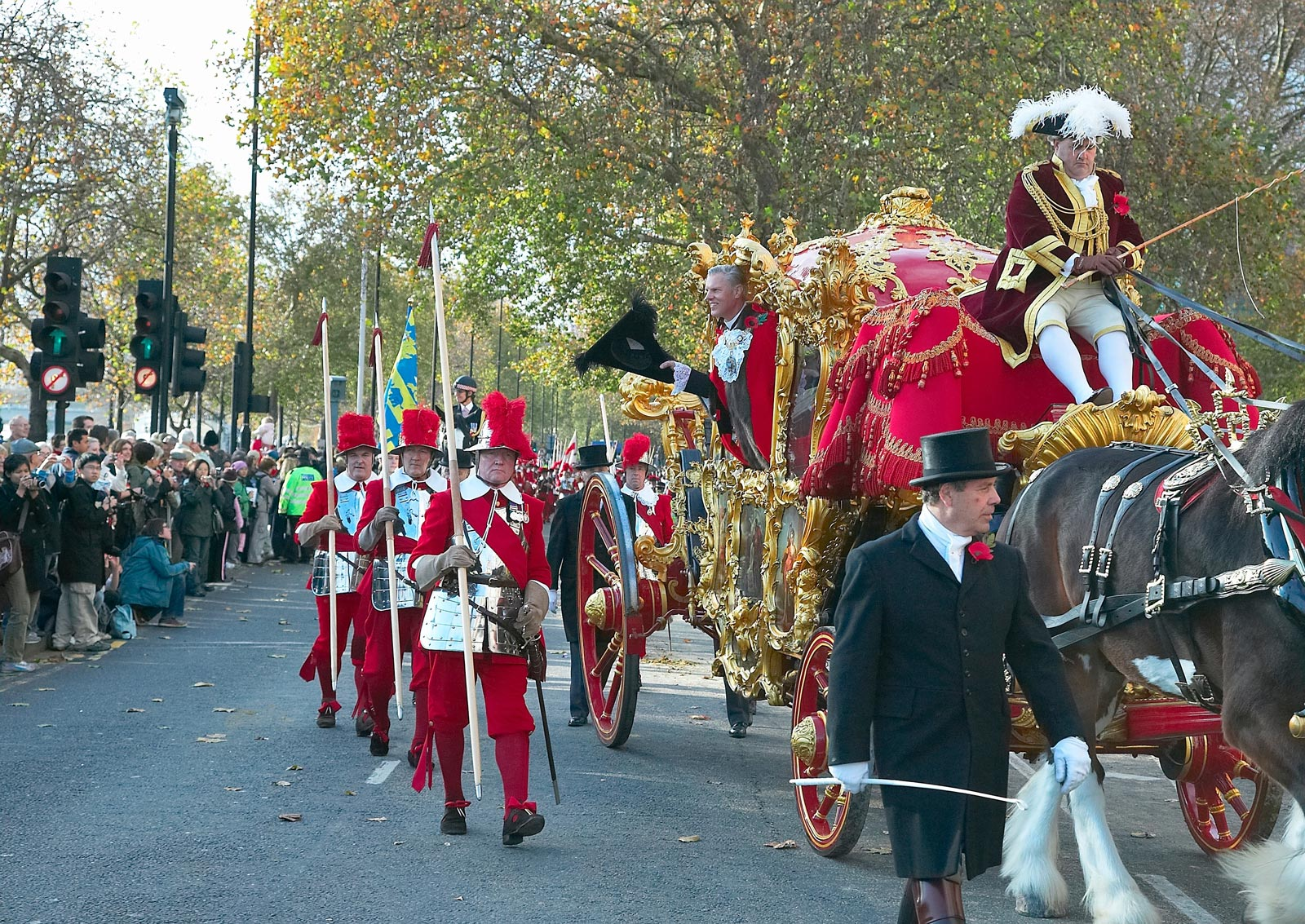lord mayors show 1936 - HD1600×1133